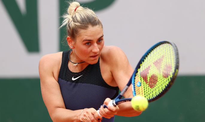 Костюк проиграла Саккари и покинула US Open. Как это было