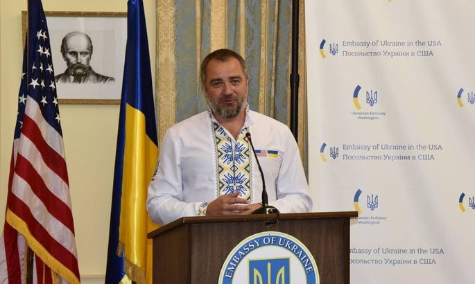 Павелко отправился в США, где обсудил возможность проведения товарищеских матчей