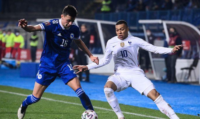 Франція - Боснія і Герцеговина. Анонс та прогноз матчу кваліфікації ЧС на 1.09.2021