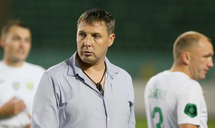 Тлумак - о вылете Карпат из Кубка Украины: Глупые ошибки привели к поражению