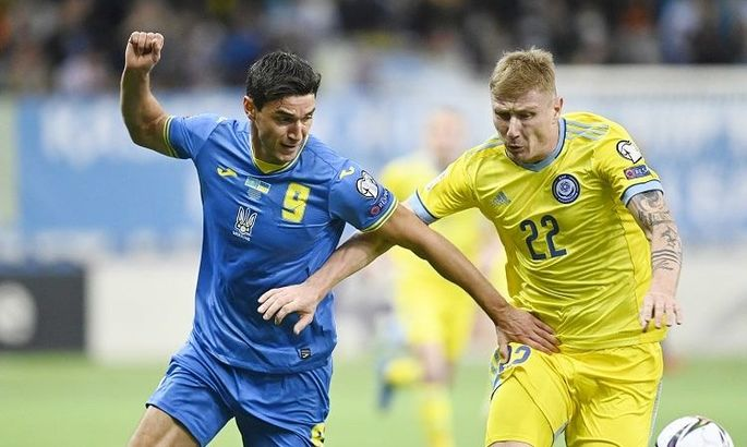 Вацко: Не стал бы говорить, что против Казахстана играла команда Петракова
