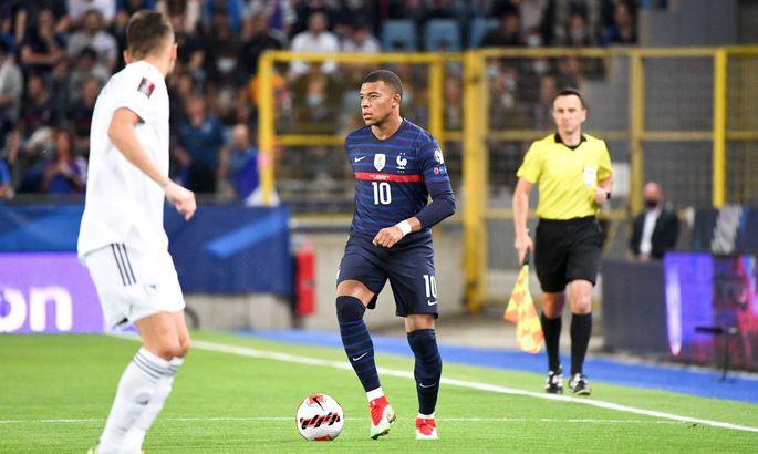 Франція - Боснія і Герцеговина 1:1. Підробка під чемпіонів світу