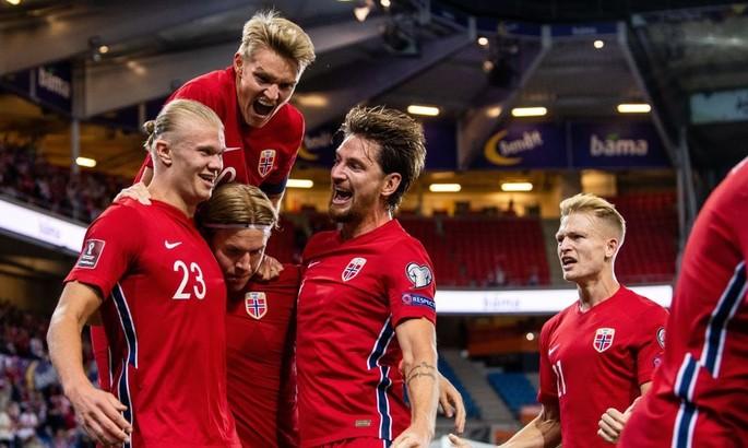 Холанд не останавливается и в сборной. Норвегия - Нидерланды 1:1. Видео голов и обзор матча