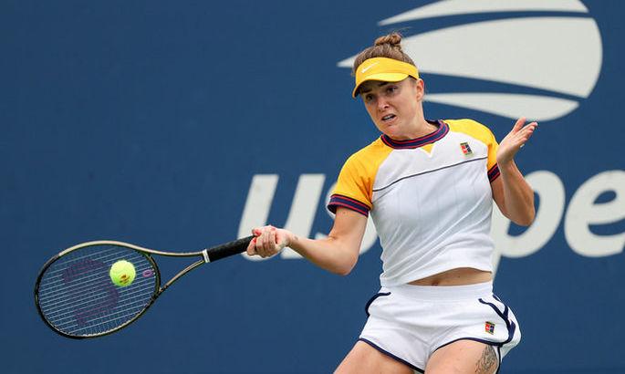 Свитолина уверенно шагает в третий раунд US Open. ВИДЕО