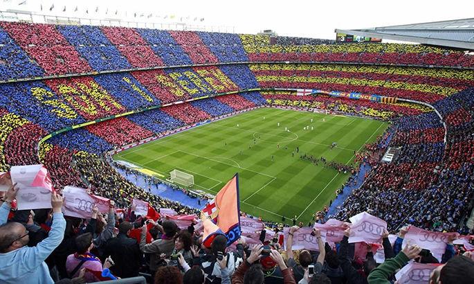 Убытки Барселоны по итогам года составили почти полмиллиарда евро