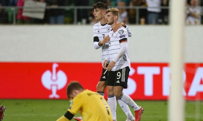 Лихтенштейн – Германия 0:2. Скромный дебют Ханси Флика