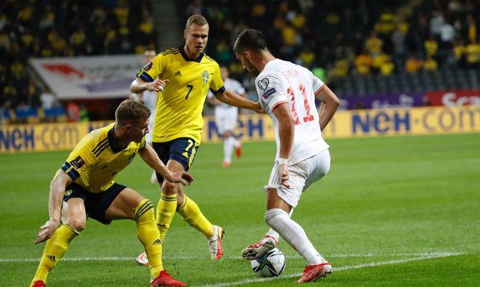 Швеція - Іспанія 2:1. Пристрасть і контратаки поставили Фурію на коліна