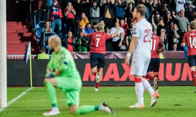 Відбір до ЧС-2022: Бельгія не помітила старань Естонії, перемоги Чехії, Румунії та Андорри