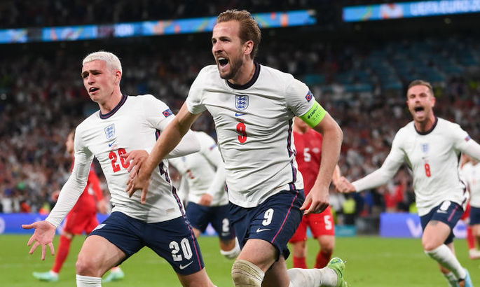 Венгрия - Англия 0:4. Видео голов и обзор матча