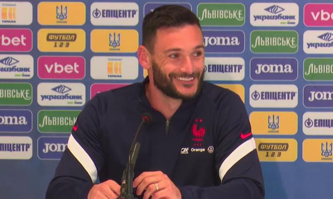 Льорис: У Франции сейчас не лучшие времена, но перед матчем с Украиной у нас есть уверенность