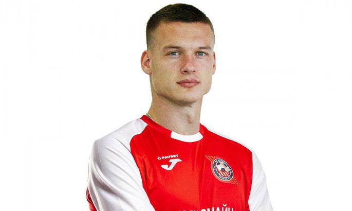 Хобленко стал лучшим игроком августа в Первой лиге