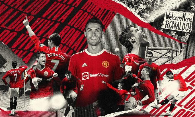 Манчестер Юнайтед продал все реплики футболки Роналду