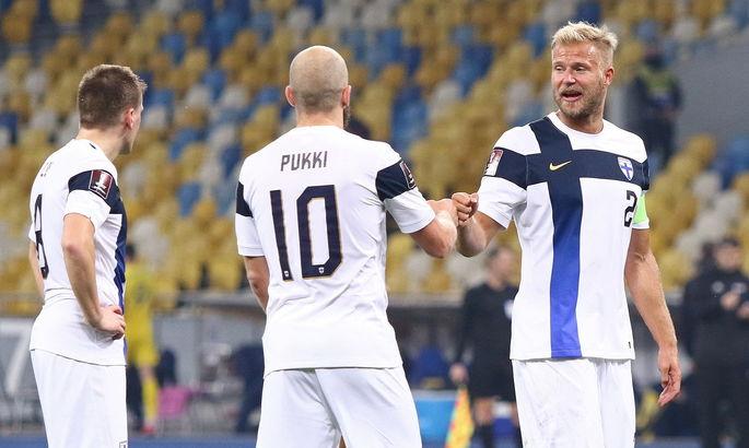 Відбір до ЧС-2022. Фінляндія не повторює помилок України та перемагає Казахстан