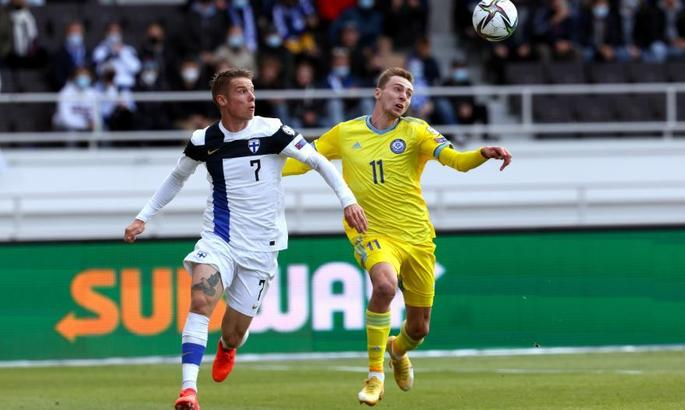 Фінляндія – Казахстан 1:0. Відео огляд матчу