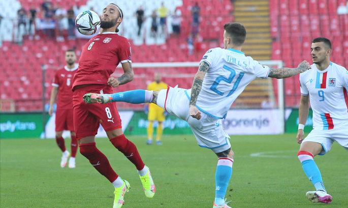 Тілль забиває, Жерсон вилучається. Сербія – Люксембург 4:1. Відео голів та огляд матчу