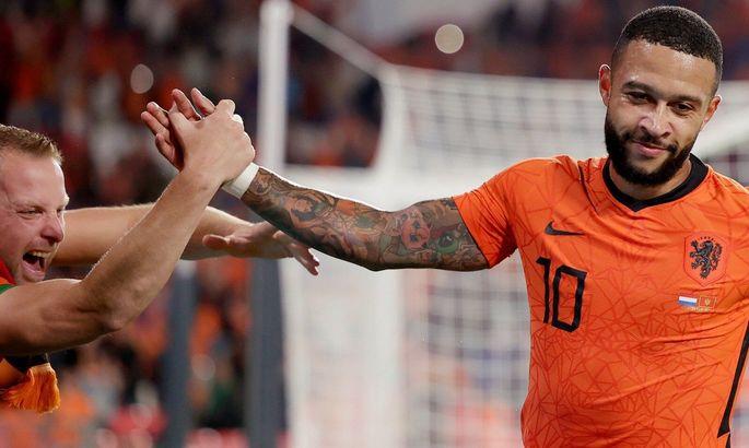 Нидерланды - Черногория 4:0. Тотальное преимущество