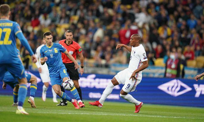 Он уважать себя заставил… Акценты зрителя на игре Украины с Францией - изображение 2