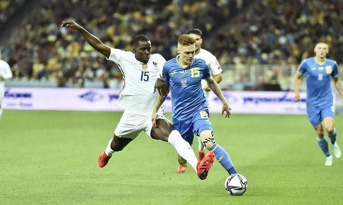 Илья Близнюк: Франция играла так, как позволяла сборная Украины