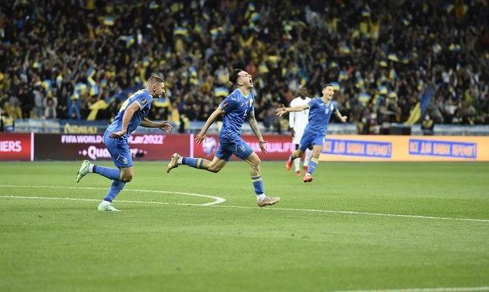 Шапаренко признан Левом матча Украина - Франция