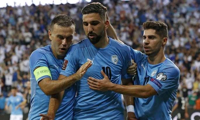 Соломон приложил ногу к разгрому обидчика Украины. Видео обзор матча Израиль - Австрия 5:2