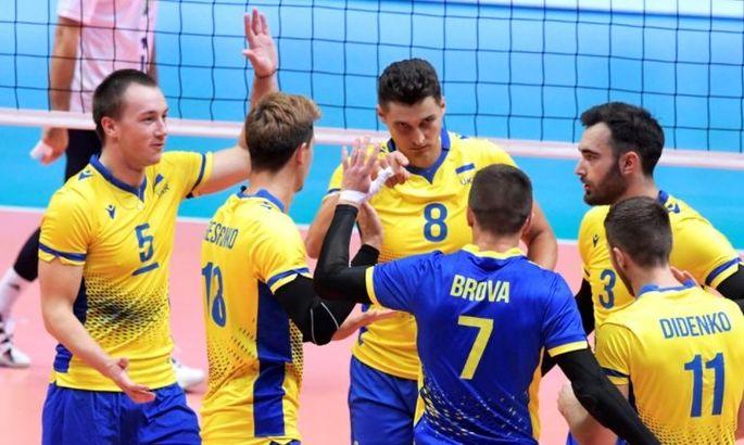 Украина добывает трудную победу над Португалией на волейбольном Евро. Как это было