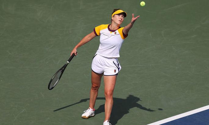 Свитолина поднялась на 10-е место в Чемпионской гонке WTA