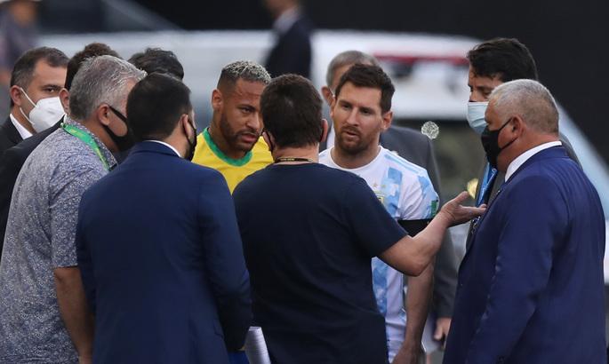 Офіційно. Матч Бразилія - Аргентина не відбудеться