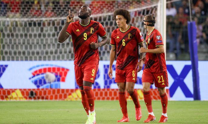 Бельгия - Чехия 3:0. Куртуа, Азар и Лукаку - инопланетяне