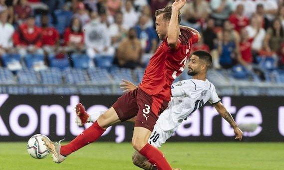 Швейцарiя - Iталiя 0:0. Світовий рекорд є, до світового чемпіонату далеко