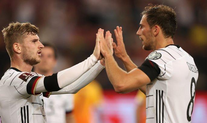 Германия – Армения 6:0. Да здравствует футбол Ханси Флика!