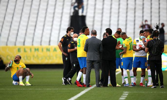 Ответ УАФ Шевченко, скандал в матче Бразилия - Аргентина. Главные новости за 5 сентября