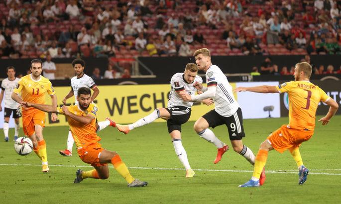 Исландия –Германия. Прогноз на матч отбора к ЧМ-2022 на 08.09.21