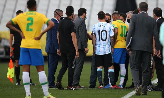 """""""Никакой лжи не было, есть санитарный регламент"""". Глава AFA – об отмене матча с Бразилией"""
