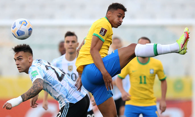 Глава CBF: Странно, что меры были приняты уже после того, как матч Бразилия – Аргентина начался