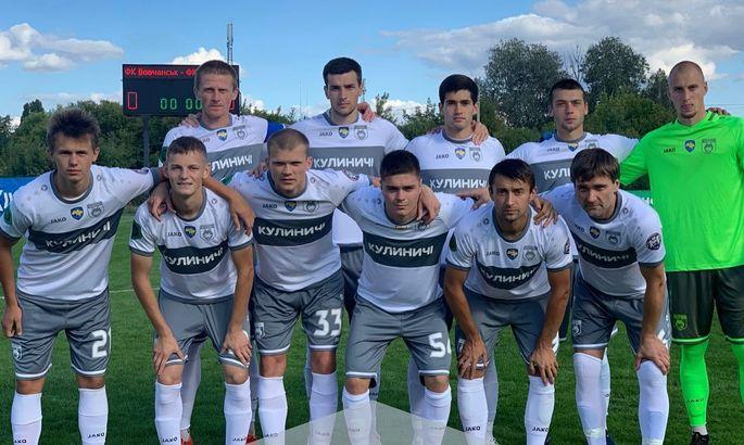44-летний Шелаев сыграл за Волчанск во Второй лиге