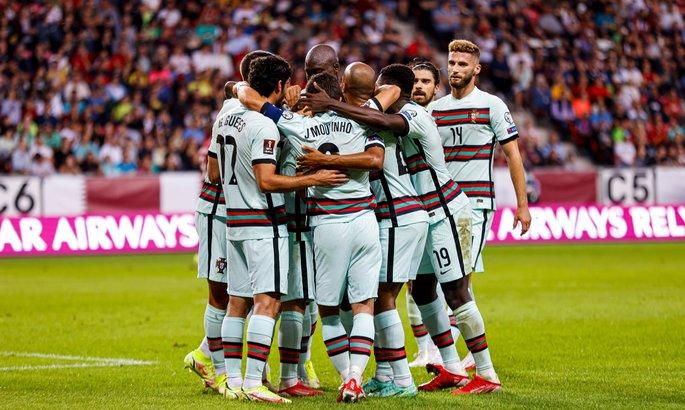 Роналду не сыграет. Азербайджан - Португалия. Анонс и прогноз матча на 7 сентября 2021