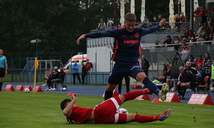В Германии игрокам команды, ранее выступавшей в Бундеслиге, предложили сдать матч