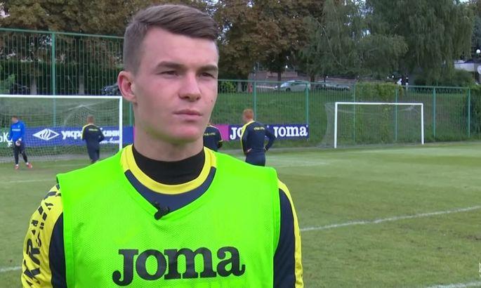 Кочергин: Пока в резервном списке сборной Украины, жду своего шанса