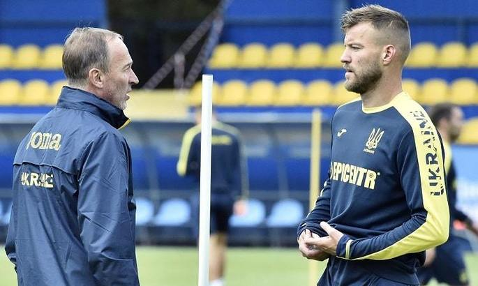 Дебют Кочергина и Качарабы, возвращение Зинченко. Каким будет состав Украины на игру с чехами