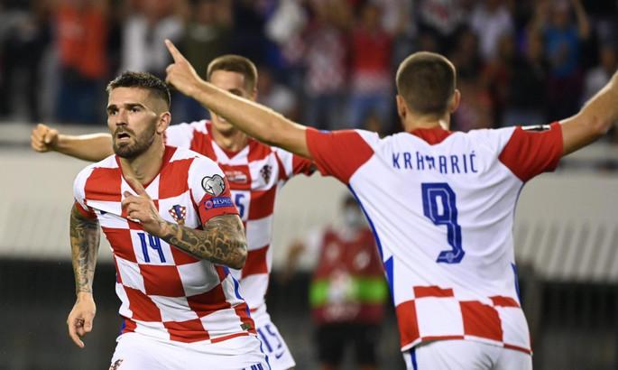 Хорватия - Словения 3:0. И Облак бывает бессилен