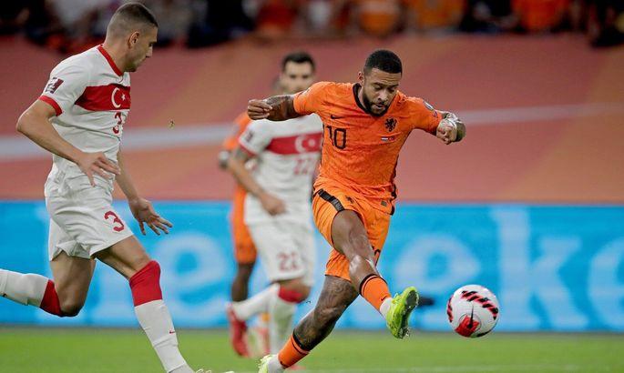 Нидерланды - Турция 6:1. Когда хет-трик Депая - это только половина голов оранье