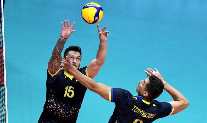На классе. Украина вышла в 1/8 финала Евро-2021 по волейболу