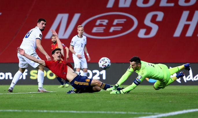 Косово - Іспанія. Анонс та прогноз матчу кваліфікації ЧС-2022 на 8.09.2021