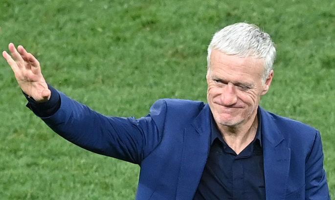 Дешам: С финнами французы показали игру, близкую к уровню сборной с нашей репутацией