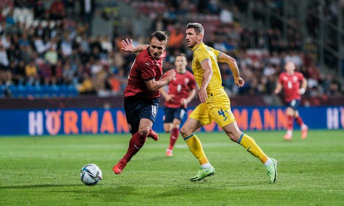 Чехия - Украина 1:1. Вечное проклятье