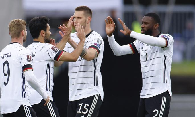 Исландия – Германия 0:4. Трагедия Тимо Вернера