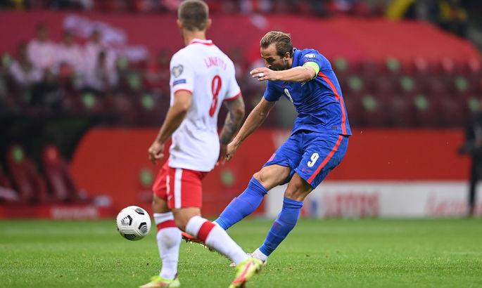 Польша - Англия 1:1. Первая ничья в отборе