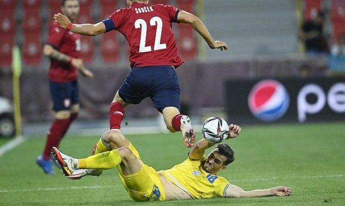 Чехия – Украина 1:1. Видео голов и обзор матча
