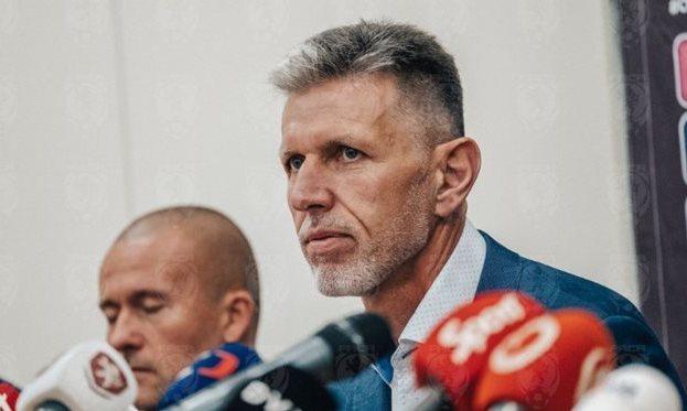Тренер Чехии: Хочу похвалить свою команду за игру с Украиной