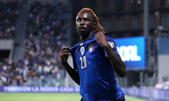 Недвед: Кин забил 17 голов за ПСЖ, если бы он был не итальянцем, то назвали б феноменом